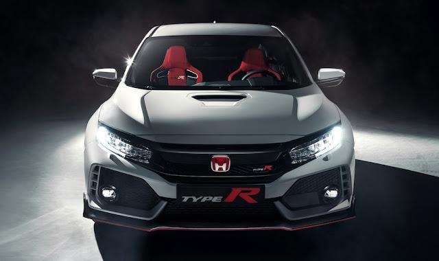 ホンダ、新型「シビック・タイプR」を発表!2017年夏より日本を含む各国で販売開始へ。