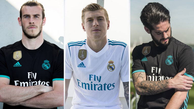 Real Madrid Usa Tour  Roster