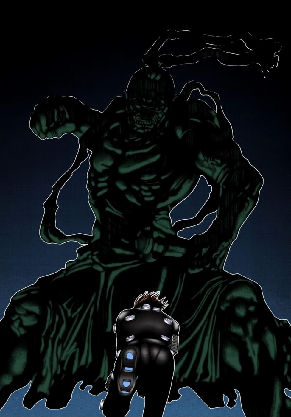 Gantz Chap 64: Chiến đấu trang 11
