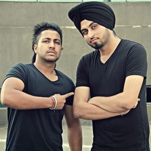 96 A Kay New Style Punjabi Singer A Kay Long Blue Hairstyle Qoutes
