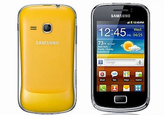 Samsung Galaxy S2 Mini S6500