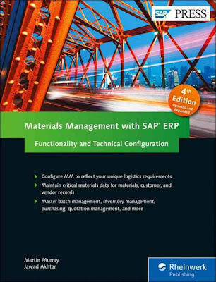 Download Free SAP MM book by Martin Murray PDF