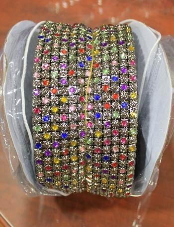 cintas de pasamaneria para un patrón gratis de vestido facil y elegante