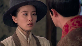 Liu Shi Shi in Imperial Doctress, a 2016 Chinese historical drama