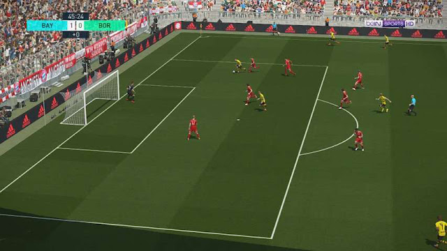 Ph3n0m_Turf for Allianz Arena PES 2018