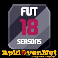 FUT SEASONS 18 MOD APK unlimited money & premium