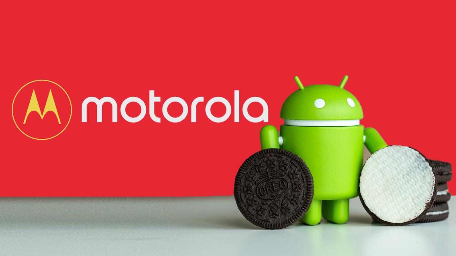 Lista de teléfonos Motorola que se actualizarán a Android Oreo