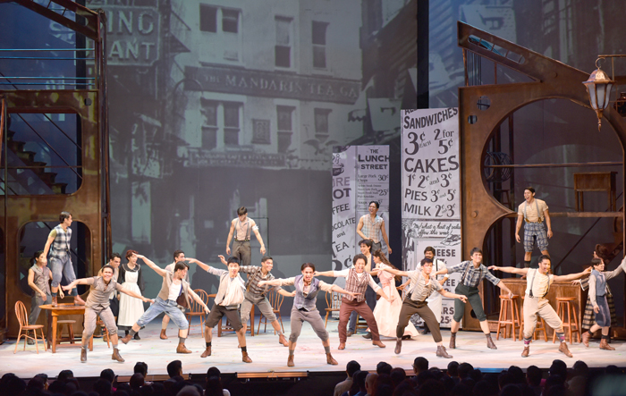 7 things to look out for in Disney's Newsies
