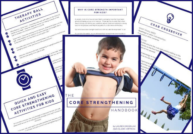 Core Strengthening Handbook