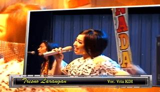 Lirik Lagu Tresno Terlarang - Vita KDI