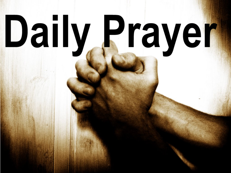 A Daily Prayer | Abiding TV