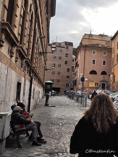 Clãdiri în zona ghetoului