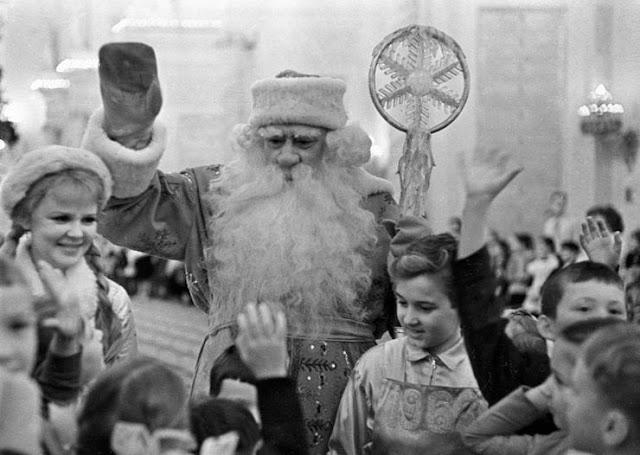 Navidades en la URSS