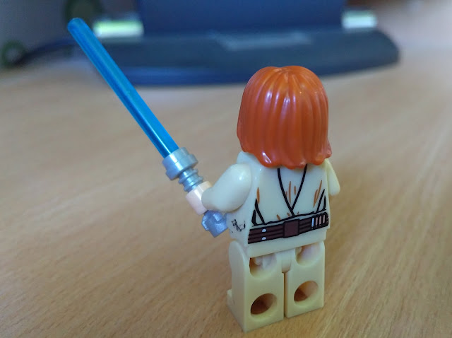 Оби-Вана Кеноби джедай фигурка лего отдельно купить
