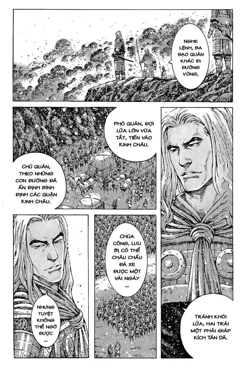 Hỏa phụng liêu nguyên Chương 381: Tại hậu hoàng tước [Remake] trang 21