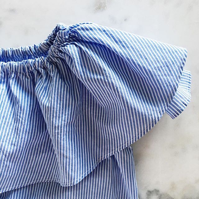 striped-zara-off-the-shoulder-dress