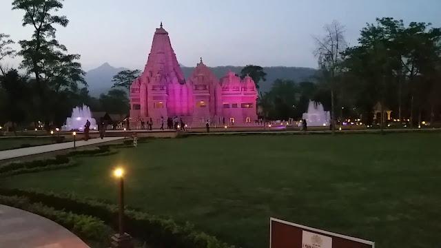 Cg temple Devchuli