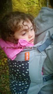préformé physiologique porte-bébé bambin preschool portage enfant