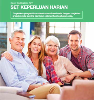 SET KEPERLUAN HARIAN