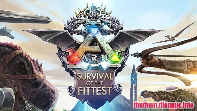Download Game ARK: Survival Of The Fittest Full Free