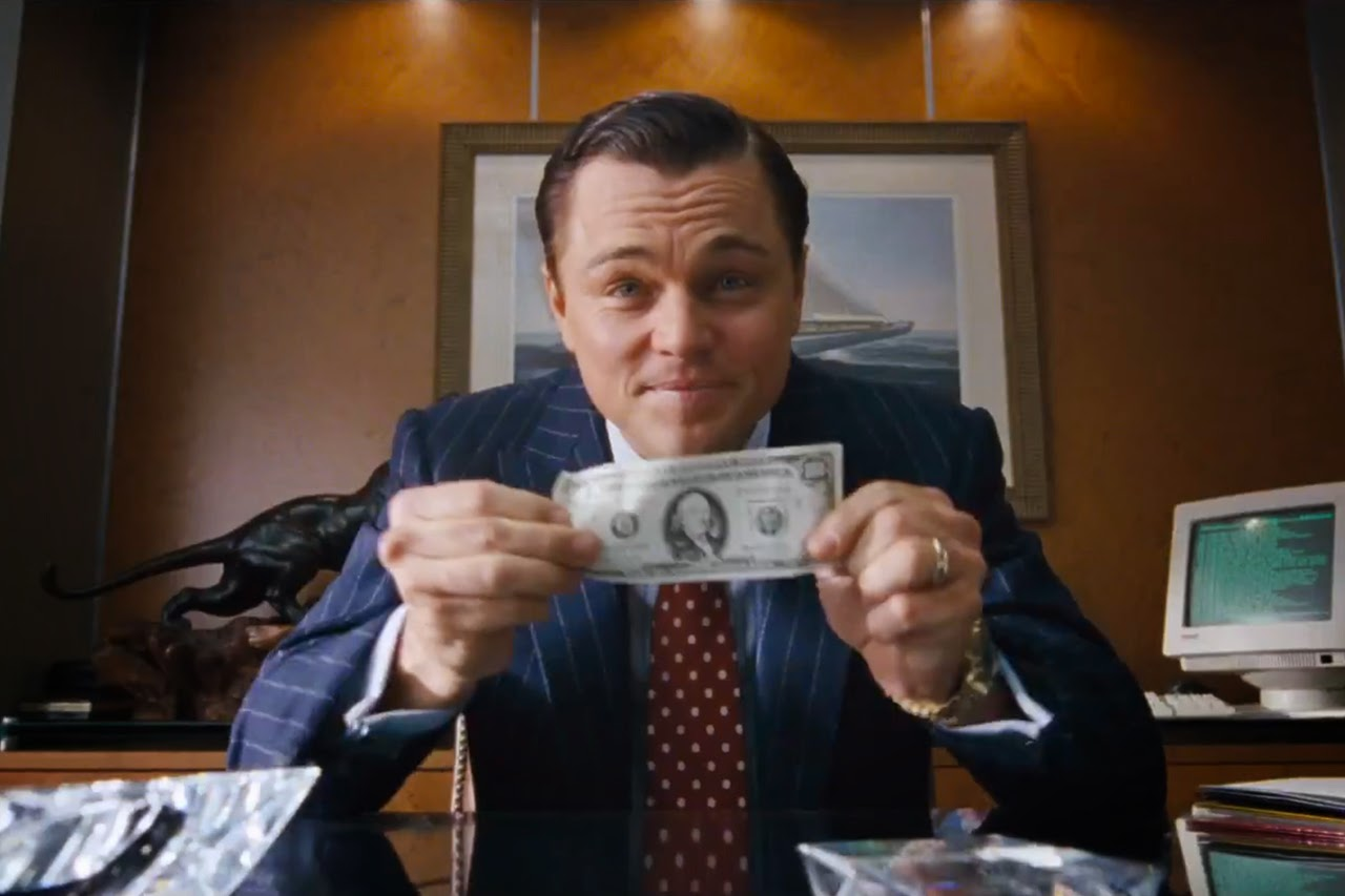 The Wolf Of Wallstreet Stream