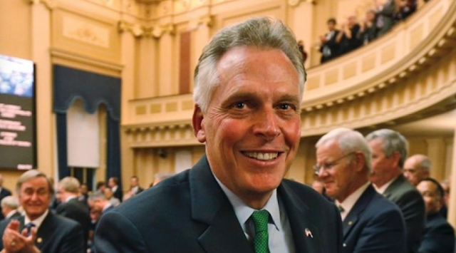 Terry McAuliffe: 'Who Better to Take on Trump Than Me?'