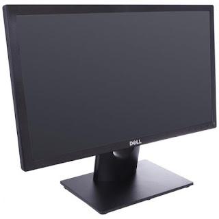 شاشة من ديل حجم 18.5 بوصة بتقنية ليد - E1916HV