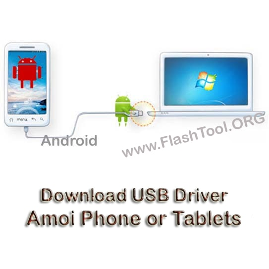 Download Amoi USB Driver