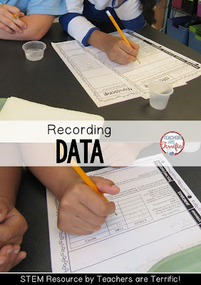 Experiment and Design: Kids conduct an experiment with effervescing tablets and record their data. Next, they design the next part of the experiment. Check this blog post for more!