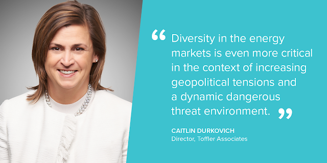 Caitlin Durkovich, director at Toffler Associates, on why nuclear is important for energy diversity.