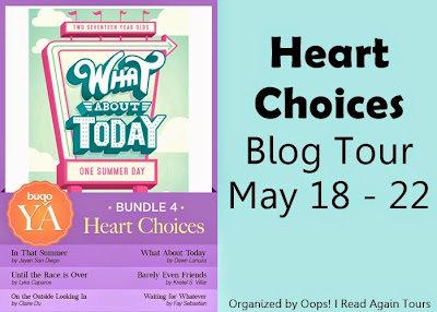 #buqoYA Heart Choices Blog Tour