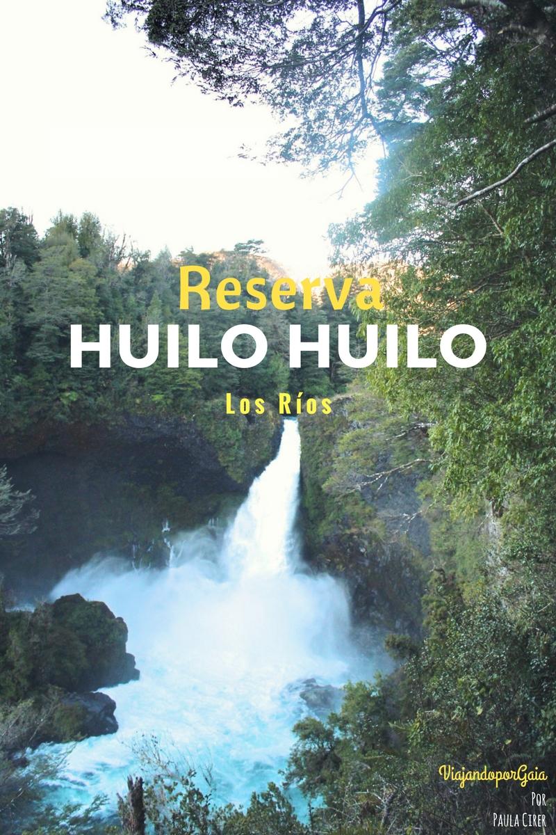 Reserva del Huilo Huilo, Los Rios