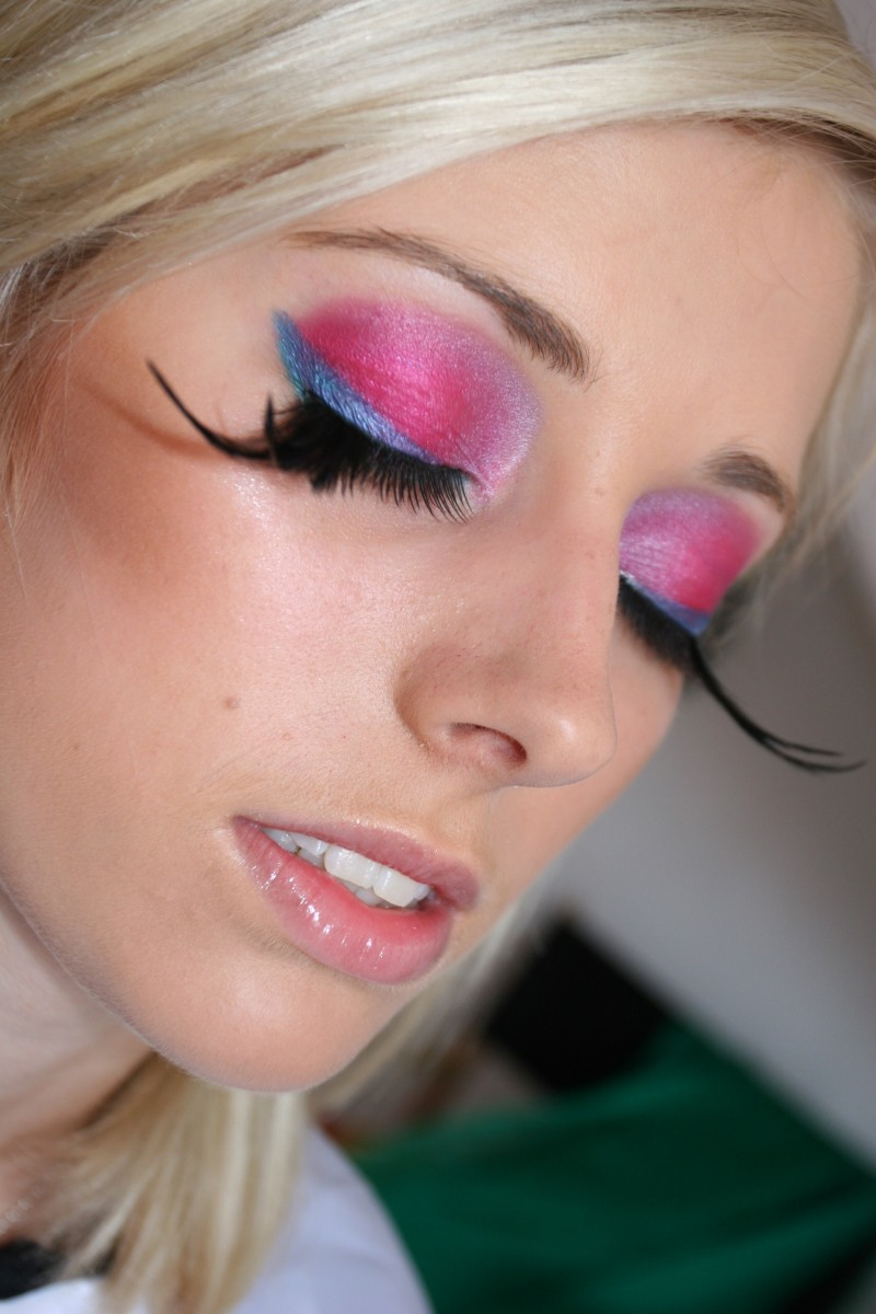 Make Up Fashion And 50 Shades Of Pink: Arewa!!!: Fashion Make Up