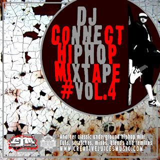 DJ Connect Hip Hop Mixtape Vol 4