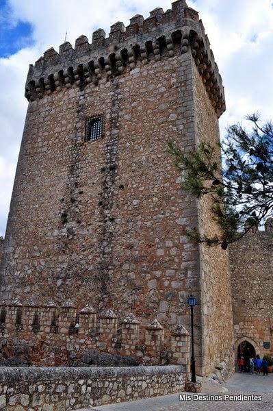 Castillo de Alarcón (Alarcón, España)