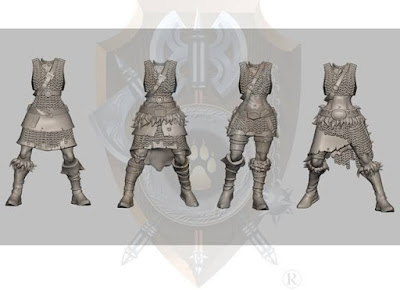 shieldwolf miniatures infantry ranger kits faeit 212 warhammer 40k news and rumors. Black Bedroom Furniture Sets. Home Design Ideas