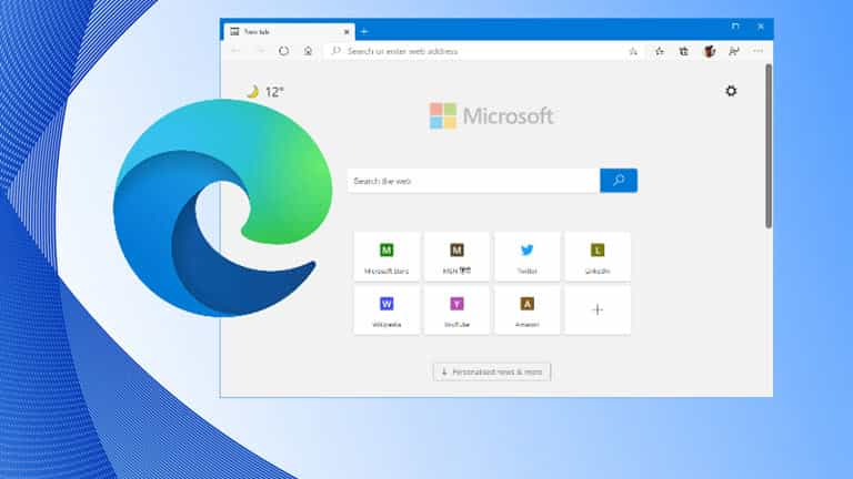 How to block automatic installation of chromium powered Microsoft Edge browser?