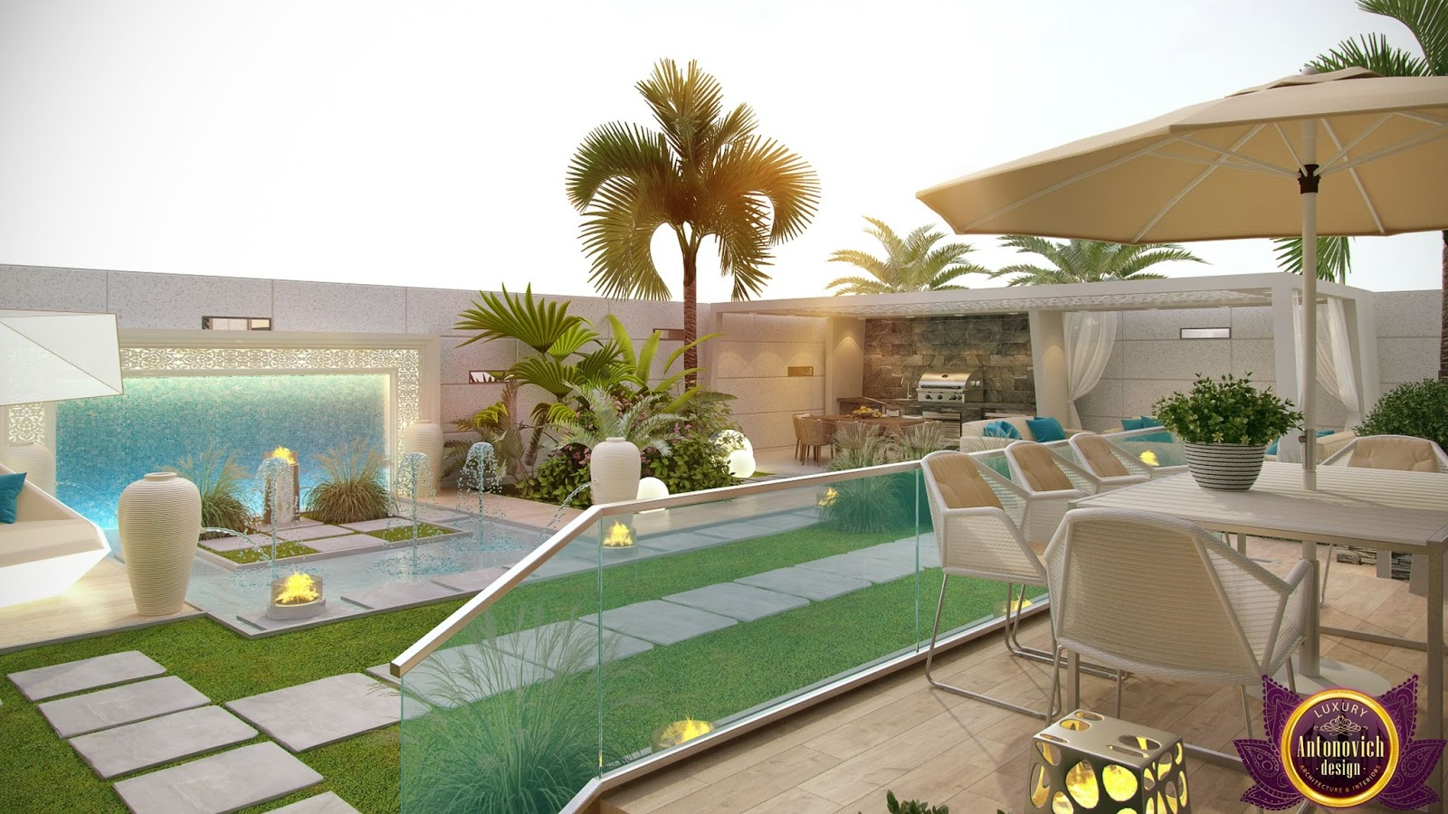 Kitchen Design Usa By Katrina Antonovich: Kenyadesign: Landscaping Ideas Of Katrina Antonovich