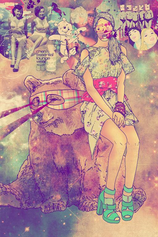 pop art girl wallpaper tumblr - photo #20