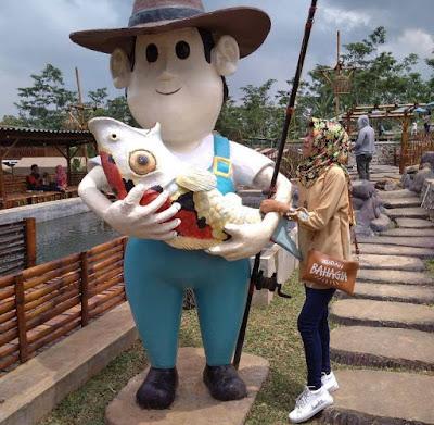 Tempat Wisata Kebun Pak Budi Pasuruan Yang Keren Bannget