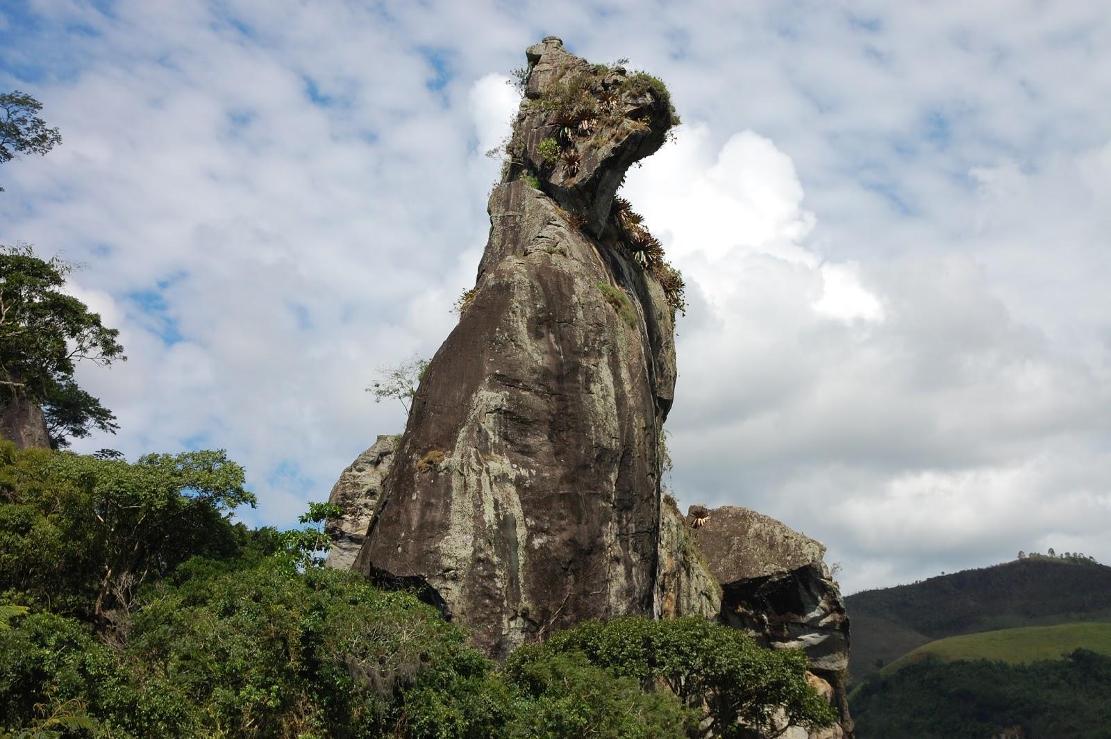Gc6g3b5 Pedra Do Cão Sentado Earthcache In Rio De Janeiro