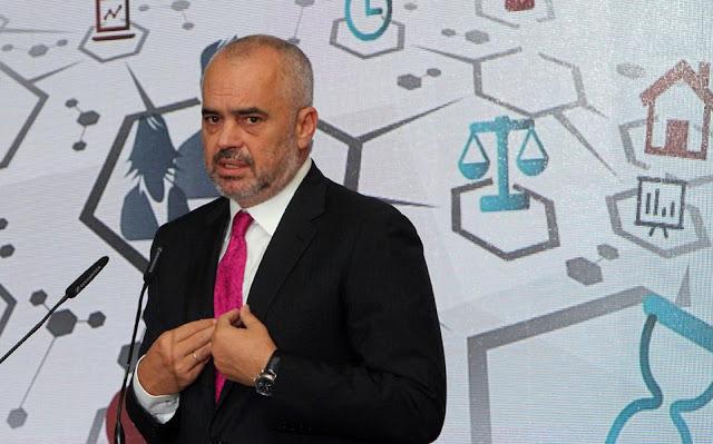 Τουρκική εμπλοκή και στη διευθέτηση της ΑΟΖ με Αλβανία