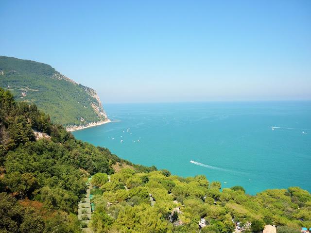 Sirolo - numana - Osimo - Italie - Marche - el conero
