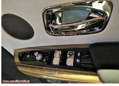 rolls royce phantom handle