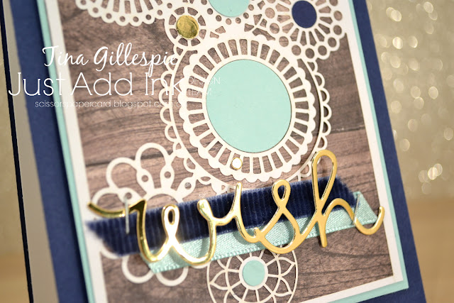 scissorspapercard, Stampin' Up!, Just Add Ink, Delightfully Detailed, Wood Textures, Cupcake Cutouts, Stylised Birthday
