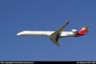 CRJ1000 EC-MLO