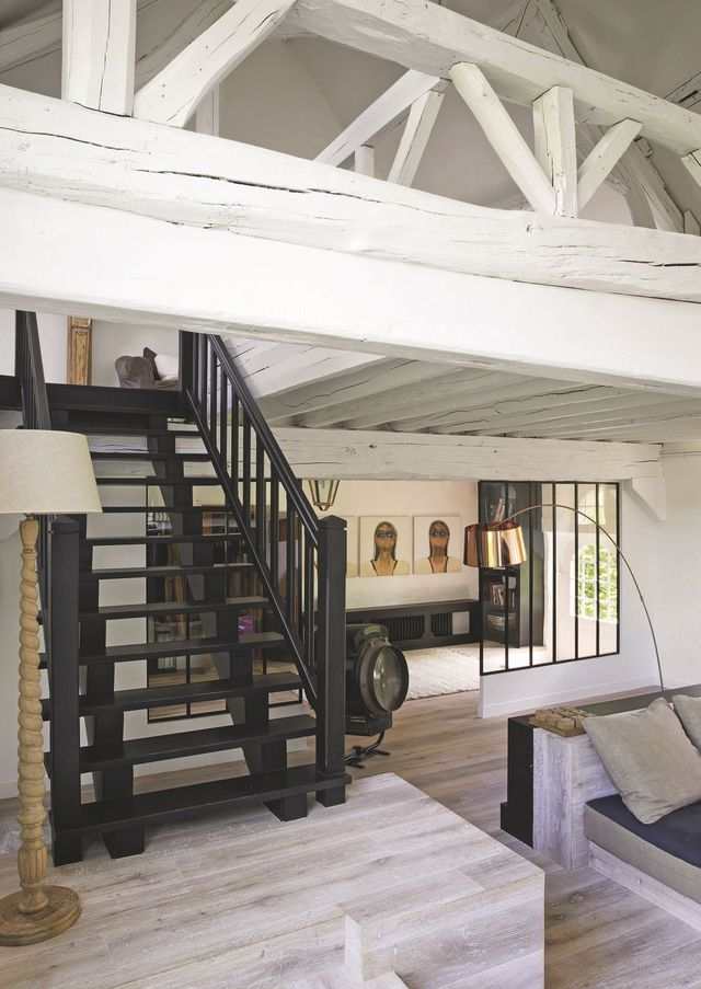 Decordemon the country house of writer amanda sthers - Deco maison de campagne ...