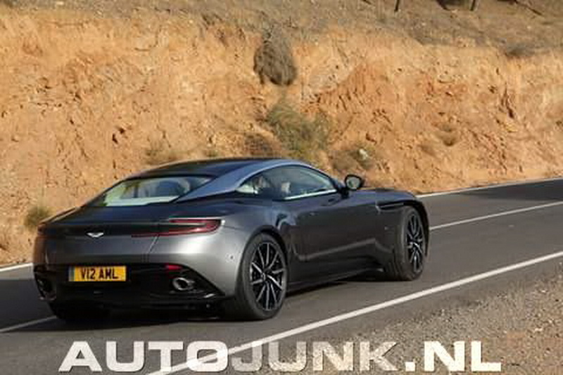 is this the new aston martin db11 carscoops. Black Bedroom Furniture Sets. Home Design Ideas