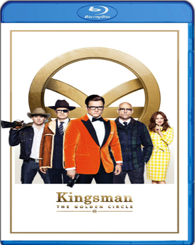 Kingsman: The Golden Circle [2017] [BD25] [Latino]