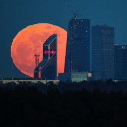 Conheça a história da 'Lua rosa' que iluminará o céu hoje
